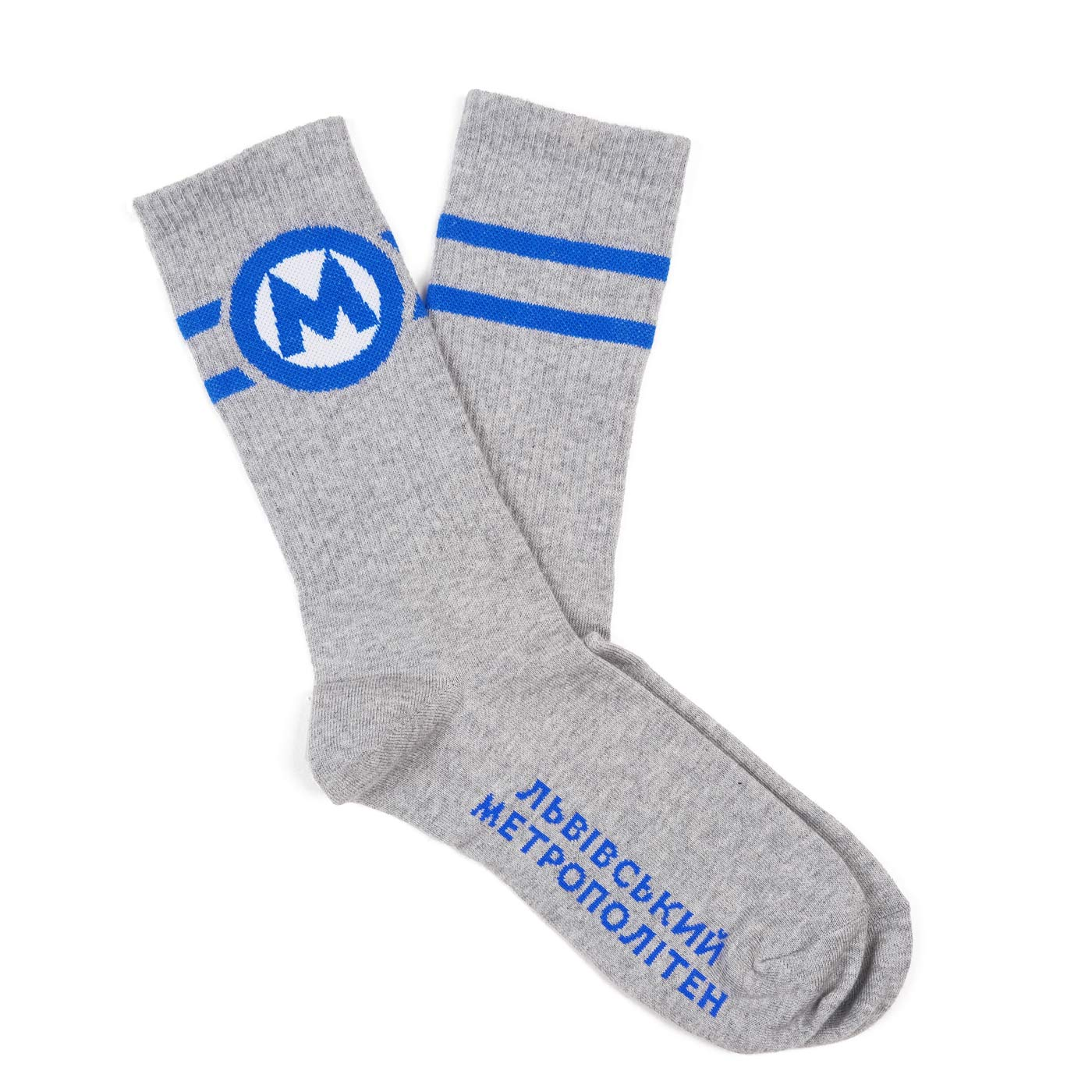 Пара шкарпеток Dodo Socks з написом